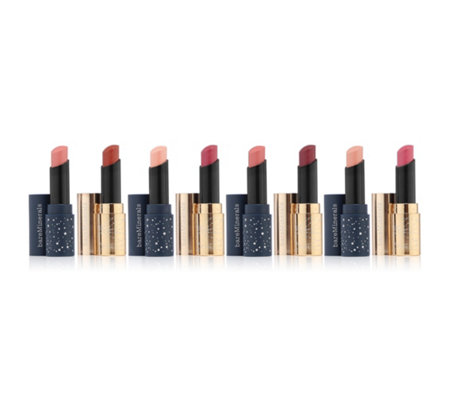 bareMinerals® Celestial Magic Lippenstift- Kollektion 8x 1,3g