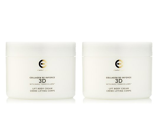 ELIZABETH GRANT Collagen Re-Inforce 3D-Lift Lift Body Cream 2x 400ml