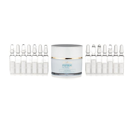 M.ASAM® Peptide Royal 24h-Creme 50ml Ampullenkur 14 x 2ml