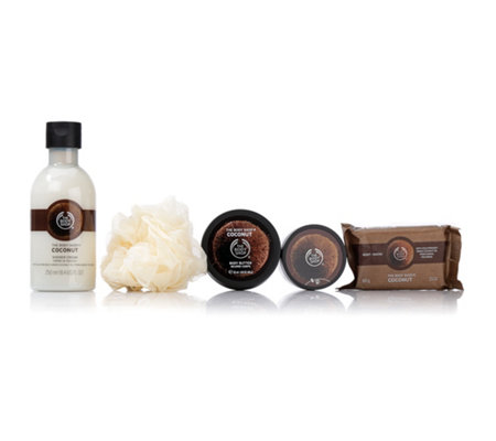 THE BODY SHOP® Geschenke-Set Coconut 5tlg.