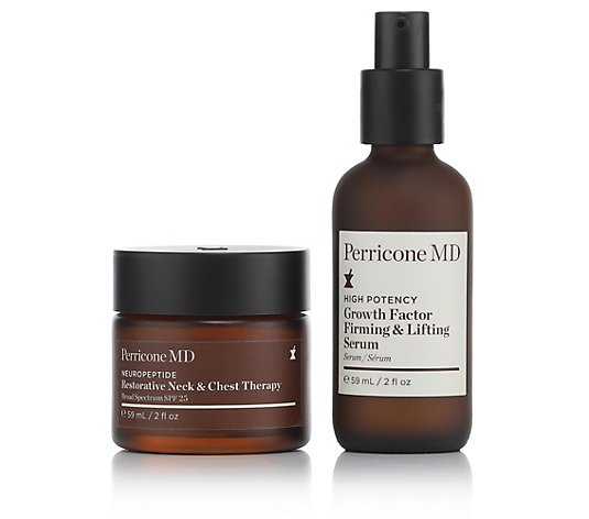 DR. PERRICONE Neuropeptide Hals & Dekollete 59ml + HP Classics Firming & Lifting Serum 59ml