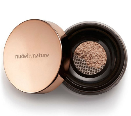 NUDE BY NATURE Radiant Loose Puder Foundation 10g
