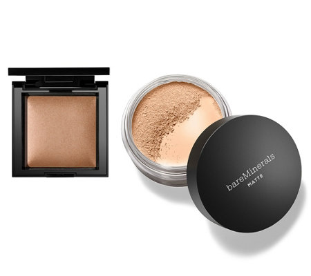bareMinerals® Sunkissed Glow Foundation Collection 2tlg.