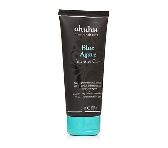 ahuhu organic hair care Blue Agave Intensive Care 200ml