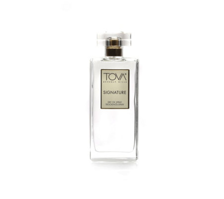 TOVA Signature parfümiertes Trockenöl Spray, 100ml