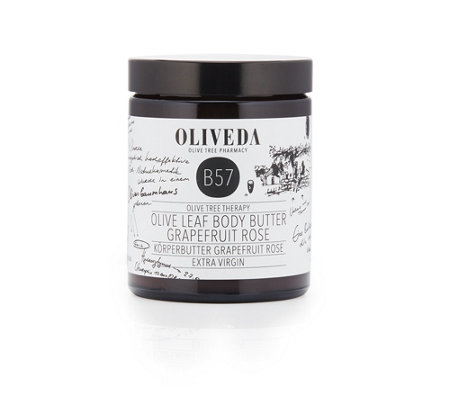 OLIVEDA Körperbutter Grapefruit Rose 180ml
