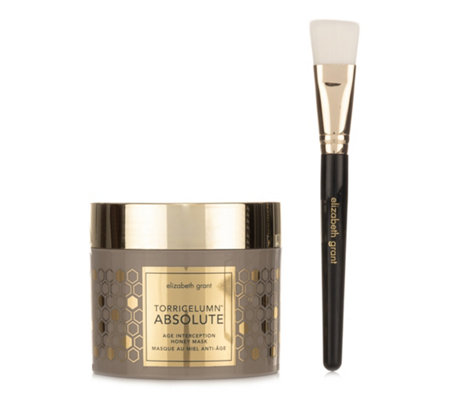 ELIZABETH GRANT Torricelumn Absolute Honey Repairing Mask 200ml inkl. Pinsel