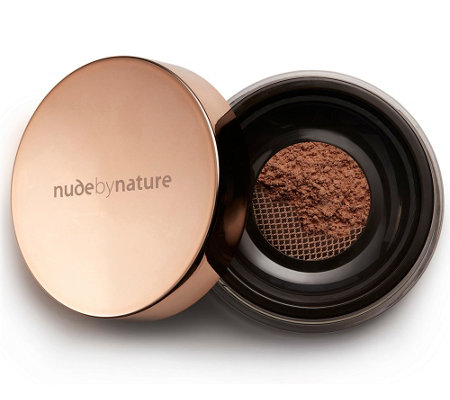 NUDE BY NATURE Natural Glow Loose Bronzer 10g