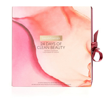 bareMinerals® Adventskalender 24 Days of Clean Beauty