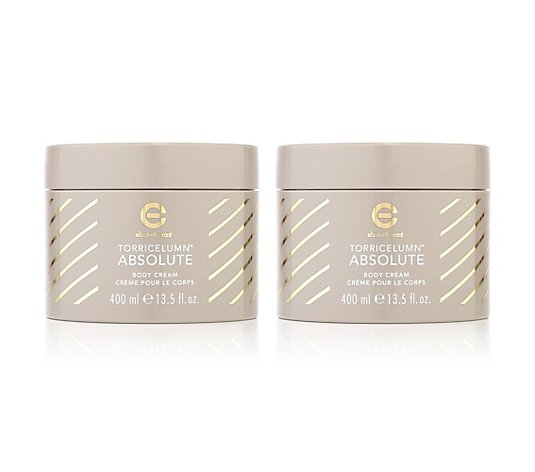 ELIZABETH GRANT Torricelumn™ Absolute Body Cream 2x 400ml