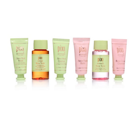 PIXI BEAUTY Best of Bright & Best of Rose 2 Kennenlern-Sets