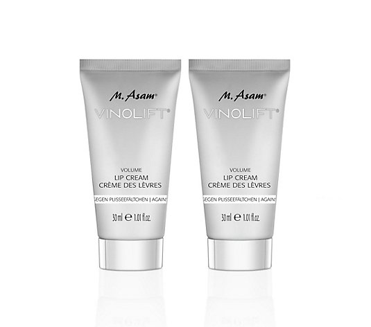 M.ASAM® Vinolift® Volume Lip Cream 2x 30ml