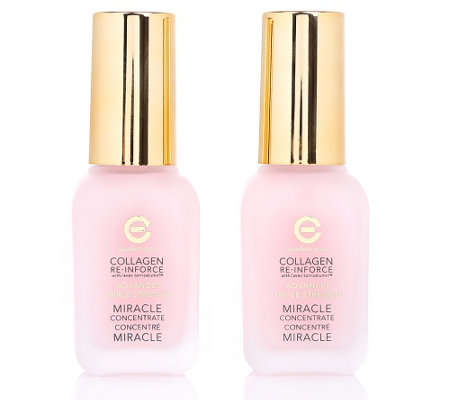 ELIZABETH GRANT COLLAGEN Triple Effect Miracle Serum 2x 30ml