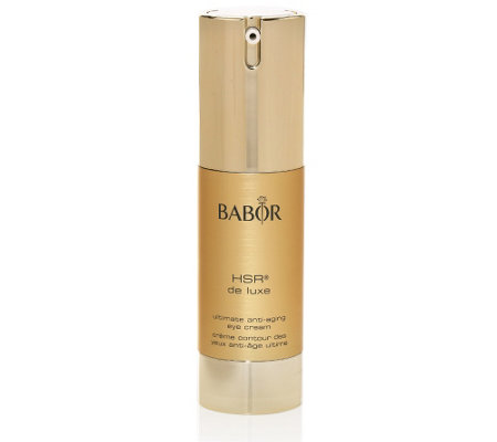 BABOR HSR® de luxe anti-aging eye cream Augencreme 30ml