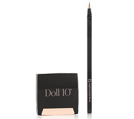 DOLL NO.10 Hydra Gel Eyeliner mit Pinsel