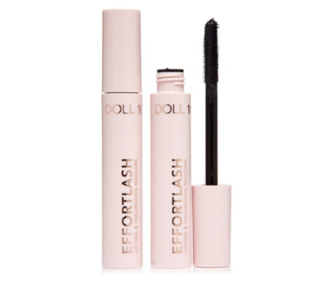DOLL NO.10 Effort Lash Mascara 2x 12ml