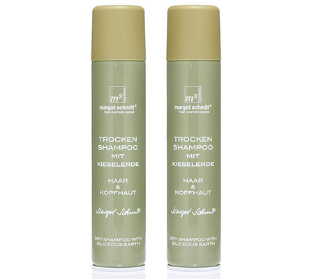 MARGOT SCHMITT® Sensitiv Trockenshampoo- Duo je 200ml