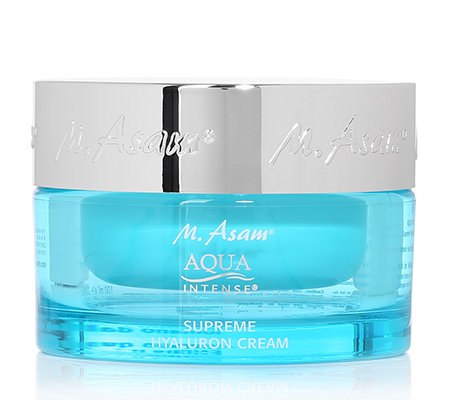 M.ASAM® AQUA INTENSE® Supreme Hyaluron Cream 100ml