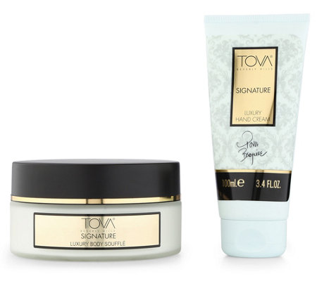 TOVA Signature Body Care-Set mit Body Soufflé 2tlg.
