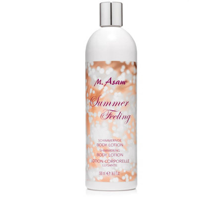 M.ASAM® Summer Feeling Shimmering Bodylotion 500ml