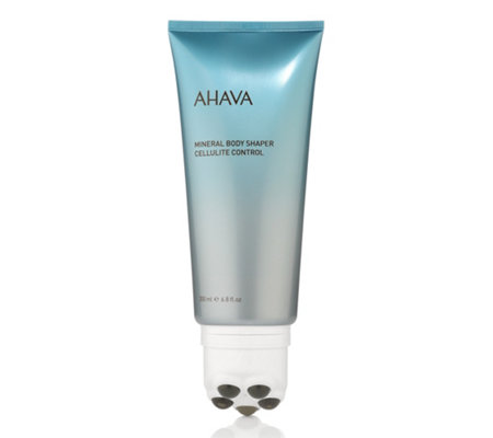 AHAVA Cellulite Gel Mineral Body Shaper Cellulite Control 200ml