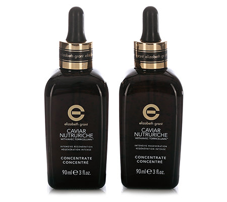 ELIZABETH GRANT CAVIAR Concentrate 2x 90ml
