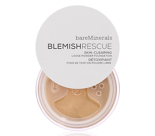 bareMinerals® Blemish Rescue Skin-Clearing Puderfoundation 6g