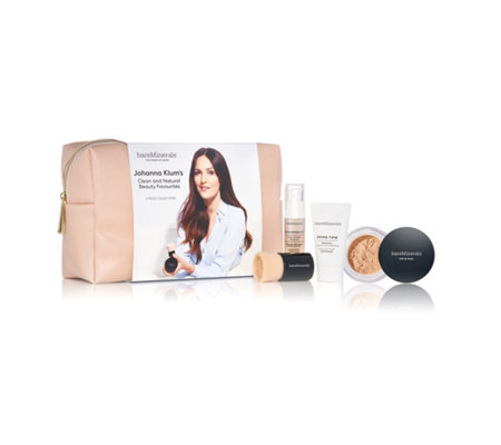 bareMinerals® Johannas Clean & Natural Beauty Favoriten mit Orig. Foundation