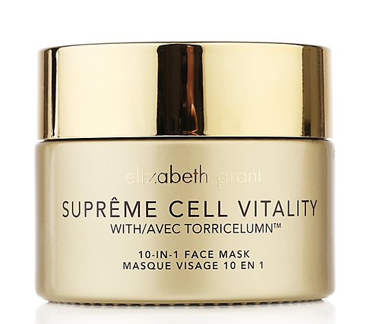 ELIZABETH GRANT Supreme Cell Vitality 10in1-Mask 100ml