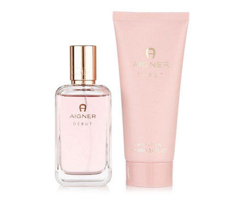 AIGNER Début Duft-Set mit EdP 50ml & Bodylotion 100ml