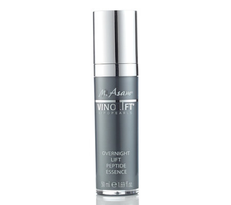 M.ASAM® Vinolift® Overnight Lift Peptide Essence 50ml