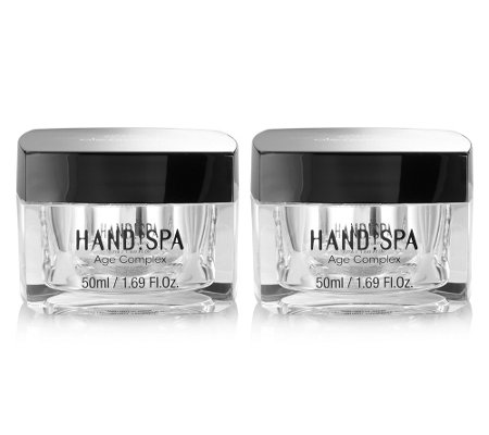 alessandro® Hand Spa Luminatic Anti-Aging Handcreme 2x 50ml