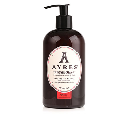 AYRES MIDNIGHT TANGO Shower Cream 354ml