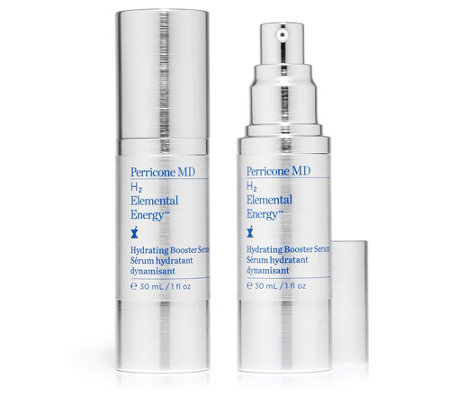 DR. PERRICONE H2 Elemental Energy Hydrating Booster Serum-Duo je 30ml