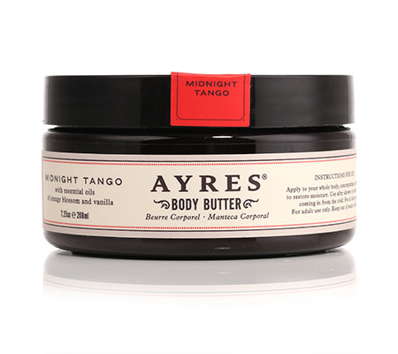 AYRES MIDNIGHT TANGO Body Butter 208ml