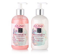 M.ASAM® MANDELBLÜTE Handseife Handlotion jeweils 245ml - 283272