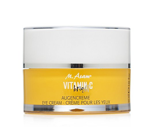 M.ASAM® Vitamin C Augencreme Bright 30ml