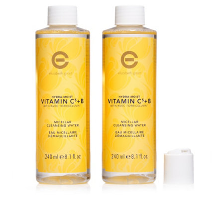 ELIZABETH GRANT Hydra Moist Vitamin C5 & B Cleanser 2x 240ml