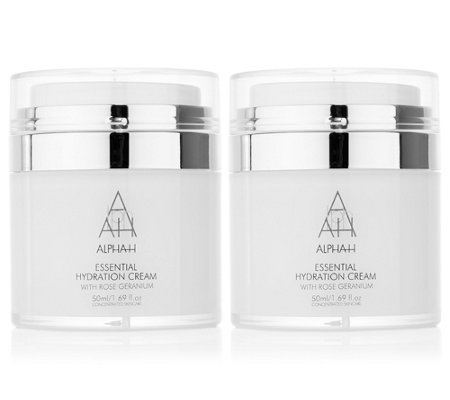 ALPHA-H Essential Hydration Cream 2x 50ml
