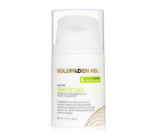 GOLDFADEN MD™ Wake Up Call Overnight Facial Treatment 50ml