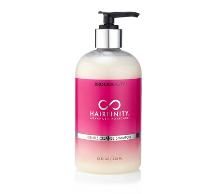 HAIRFINITY Gentle Cleanse Shampoo Sultatfrei 355ml