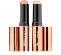 NUDE BY NATURE Highlight Glow Highlighter Duo 2x 10g - 292878