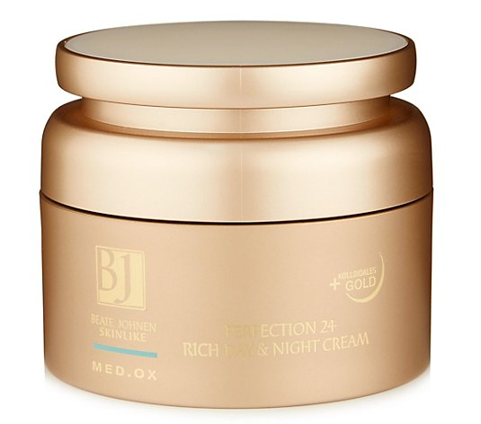 BEATE JOHNEN SKINLIKE Med.ox Perfection 24h-Cream 150ml Gold Edition
