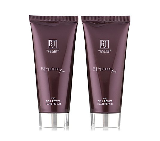 BEATE JOHNEN SKINLIKE B Ageless X50B Cell Power Hand Repair-Duo je 100ml