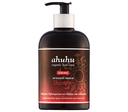 ahuhu organic hair care Intensive Repair Shampoo 500ml
