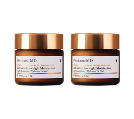 DR. PERRICONE Essential Fx Intensive Overnight Moisturizer 2x 59ml