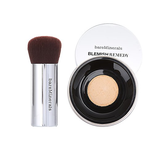 bareMinerals® Blemish Foundation inkl. Pinsel, 6g