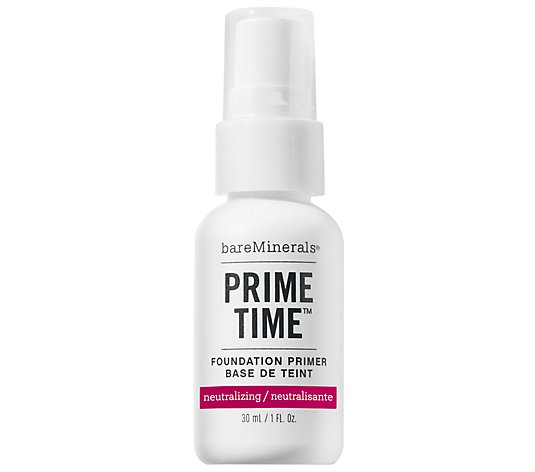 bareMinerals® Prime Time Grundierung neutralisierend 30ml