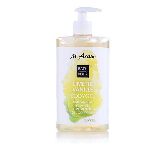M.ASAM® Limette Vanille Bodygel 750ml