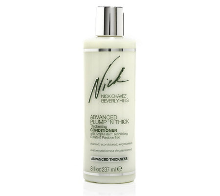 NICK CHAVEZ Advanced Plump 'N® Thick Conditioner für Volumen 237ml